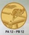 Biliard masculin PA12
