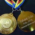 Medalii ski