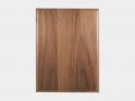 Plachetă lemn natur 17x20cm