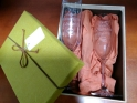 Set pahare pt aniversare in cutie
