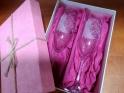 Set pahare pt nuntă in cutie
