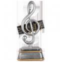 Statuetă Muzică RS521