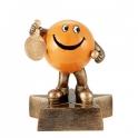 Statuetă Pin Pong RS1008